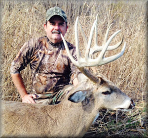 Kansas deer hunting at Kansas Big Boys